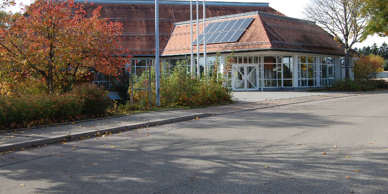 Kohlsporthalle